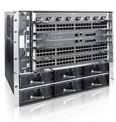 Vessel Network Switch